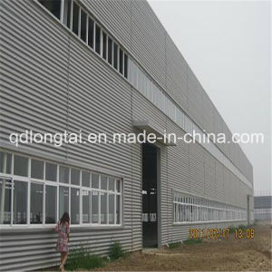Galvanized Structure Steel Warehouse/Factory Real Estate pictures & photos