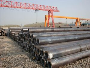 Thick Wall Spiral Steel Tube