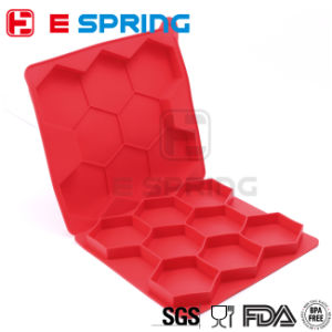 Silicone Burger Patties Press, Cookie Maker, Giant Ice Cubes, Breakfast Biscuits, Baby Food Store, Honeycomb pictures & photos