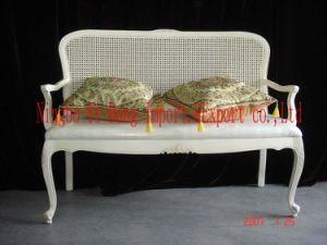 Reproduction Furniture Cane Sofa (SC-025)