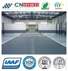 Spua Resilient Safe Rubber Flooring From Factory Manufacturer pictures & photos