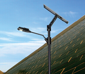 15W Solar Street Light with Solar Panel, Controller and Battery pictures & photos