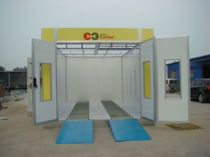 Car Ce Spray Booth Clear Spray Booth Paint Booth pictures & photos