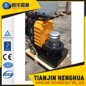 Ce Approval Concrete Grinder and Poisher Machine with Vacuum Cleaner with Big Discount pictures & photos