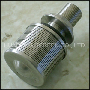 Stainless Steel 304 Wire Wrapped Johnson Nozzle Filter Pipe pictures & photos