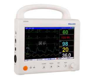 7′′ Multi-Parameter Patient Monitor Ce ISO13485 pictures & photos