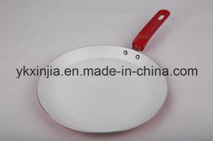 Aluminum Ceramic Tawa Pan Crepe Pan Pizza Pan Kitchenware pictures & photos