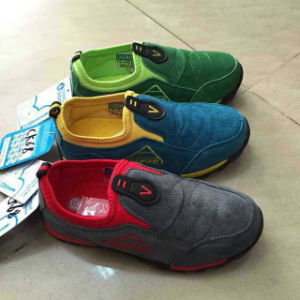 Stock Branded Kids Sport Shoes