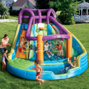 Inflatable Residential Bouncer Water Slide for Kids (BB023) pictures & photos