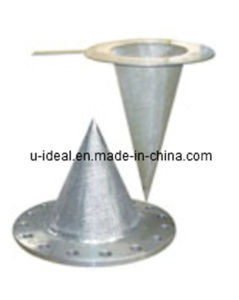 Stainless Cone Temporary Strainer-Conical Temporary Filter pictures & photos