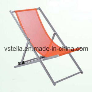 Beach Garden Textilene Lounger Furniture pictures & photos