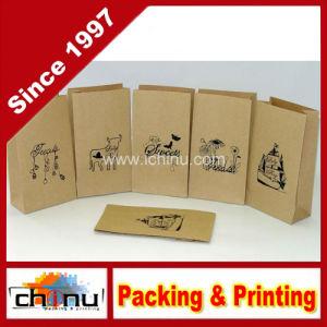 Custom Kraft Paper Bag (2146) pictures & photos