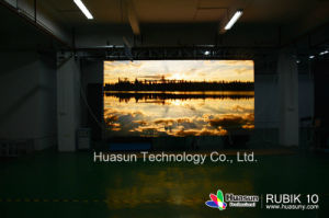 Light Foldable LED Curtain Display Indoor LED Curtain Display P6