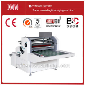 Window Water-Based Film Laminating Machine pictures & photos