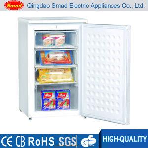 100L Single Door Portable Mini Upright Freezer pictures & photos
