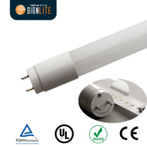0.6m TUV Approved T8 Ceiling Luminaire 9W 130lm/W LED T8 Tube with Internal Driver pictures & photos
