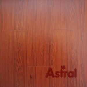 Handscraped Grain Surface (U Groove) Laminate Flooring (9106) pictures & photos