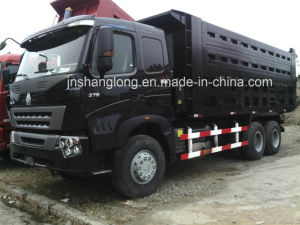 Sinotruk 6*4 371HP HOWO A7 Dump Truck pictures & photos