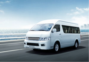 Top Quality Mini Bus of Luxury Big Haice 18 Seats pictures & photos