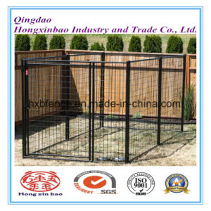 Powder Coated Square Tube Dog Kennels/Dog Cage pictures & photos