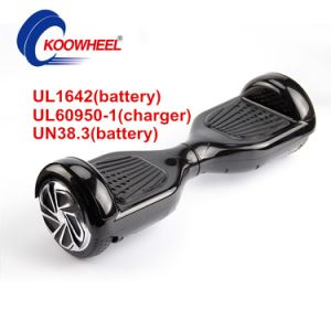 New Two Wheel Electric Mini Smart Balance Hoverboard with Bluetooth Speaker pictures & photos