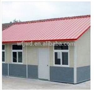 2017 Hot-Sale Prefabricated House for Living with Cheap Price pictures & photos