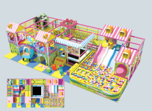 Commercial Kids Indoor Playground for Sale pictures & photos
