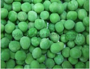 Frozen Good Quality Peas (7~11mm) pictures & photos