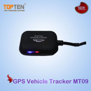 Real-Time Tracking Mini GPS/GSM/GPRS Vehicle Tracker (MT09-WL046) pictures & photos