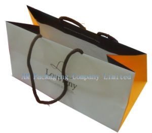 Paper Shopping Bag Pacakging with Ripe pictures & photos