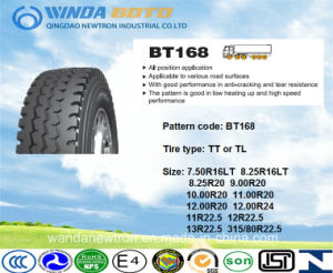 TBR Tire, Truck&Bus Tire, Radial Tire Bt168 13r22.5 pictures & photos