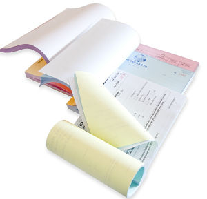 High Quality Bill Receipt Book Printing (YY-CB0032) pictures & photos