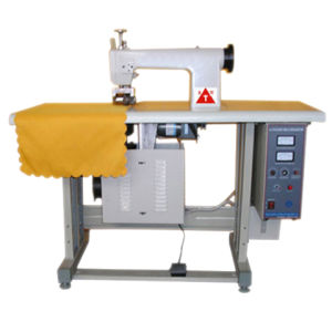 Ultrasonic Non Woven Bag Making Sewing Sealing Machine (JT-60) pictures & photos