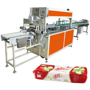 Paper Tissue Bundling Packing Equipment pictures & photos