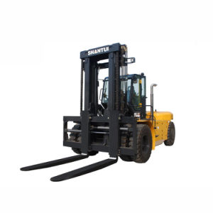 13.5 Ton Popular Fork Lifter with Container pictures & photos