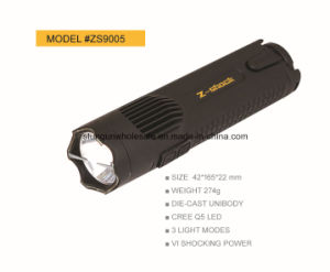 CREE T6 LED Light Stun Gun with High Volts pictures & photos