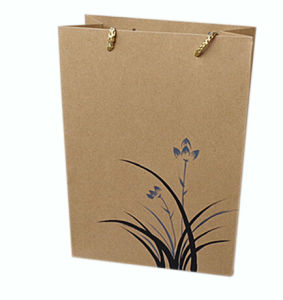 Eco-Friendly Craft Paper Bag (YY-B0208) pictures & photos