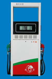 Filling Station Double Model Four LCD Displays a Popular Model pictures & photos