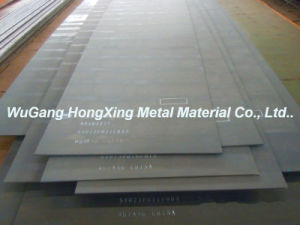 China Supplier Prime Black Carbon High Strength Ss400 Steel Plate pictures & photos