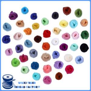 36colors Custom Wholesale Knitting Wool Roving Yarn China