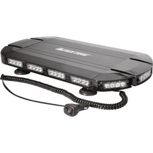 Black Case Mini LED Lightbar for Ambulance Firefighting pictures & photos