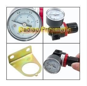 1/4′′ Air Control Compressor Pressure Relief Regulating Regulator Valve Ar2000 5~60′c Degree pictures & photos