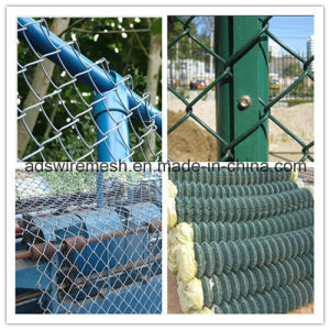 Factory Chain Link Fence pictures & photos