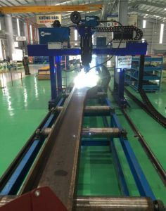 Variable Section Beam Automatic Welding Machine pictures & photos