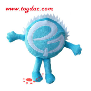 Soft Advertising Mascot Doll pictures & photos