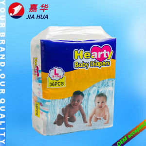 Cheap Price Baby Diapers PE Film Cotton Diaper for Sale! ! pictures & photos