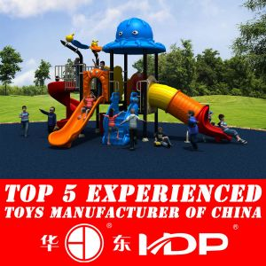 2014 Hot Selling CE Proved Children Outdoor Playground Equipment (HD14-080B) pictures & photos