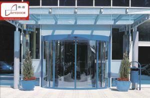 Automatic Curved Sliding Door Deluxe Model 1071.105D, Half-Circular and Circular Frame Automatic Door pictures & photos