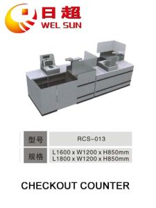 Checkout Counter(Rcs-013