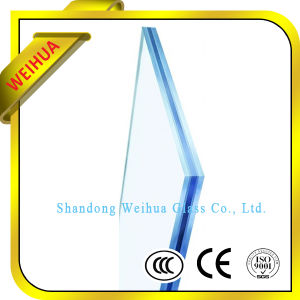 Colored 13.52mm Tempered Laminated Glass with CE / ISO9001 / CCC pictures & photos